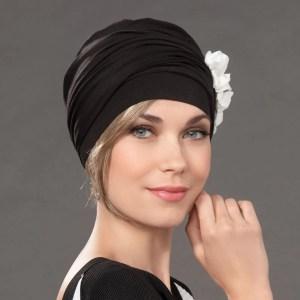 Lulu Headwear By Ellen Wille In Black White