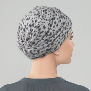 Meda Headwear By Ellen Wille In White Cat Mix