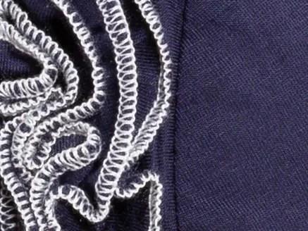 Flora Headwear by Ellen Wille in Marine
