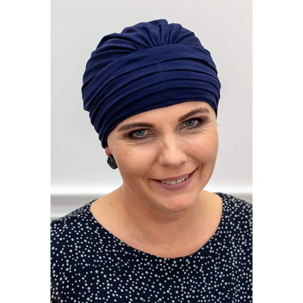 Milena Turban B/11 | Headwear for women with hair loss