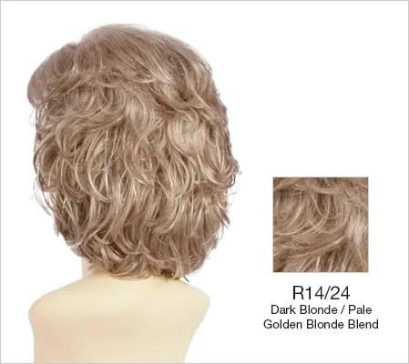 R14/24 Estetica Synthetic Wig Colour
