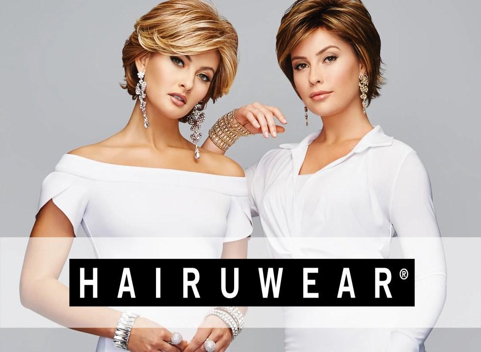 HAIRUWEAR Wigs available at HairWeavon in Ireland