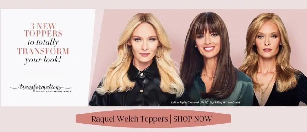 Gabor Hair Toppers Fall 2020 SHOP at HairWeavon