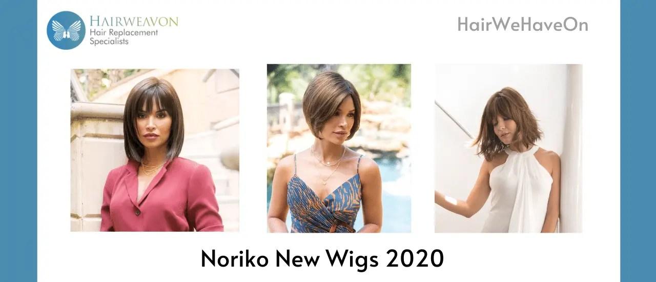 Noriko New Wigs 2020 | HairWeavon