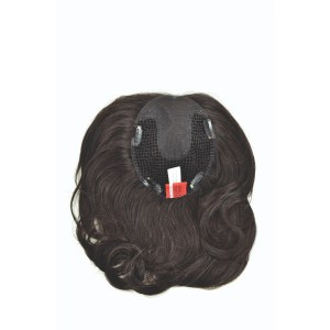 Integration Large | 100% Human Hair Topper | 11 Colours