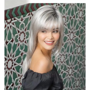 Serena Wig | Synthetic (Basic Cap) | 38 Colours