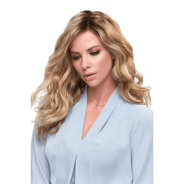 Sarah Large Wig by Jon Renau   Hand tied Synthetic Lace front