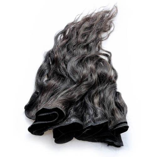 Virgin Indian Hair weft
