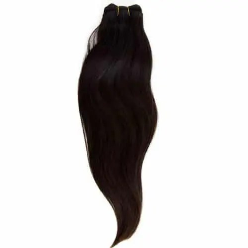 Indian Weave hair extensions weft