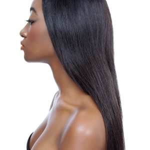 Straight Weave Hair Extensions | Virgin Human Hair | Natural Black 1B
