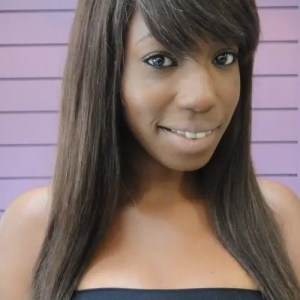 Stephanie Wig | Remy Human Hair | Custom Colour | Custom Length