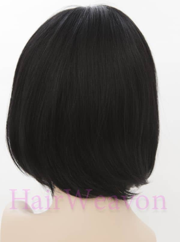 Jessie Human hair wig customised