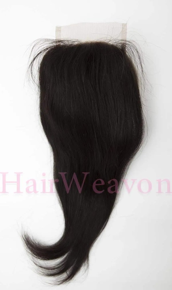 Closure Hair Piece Straight