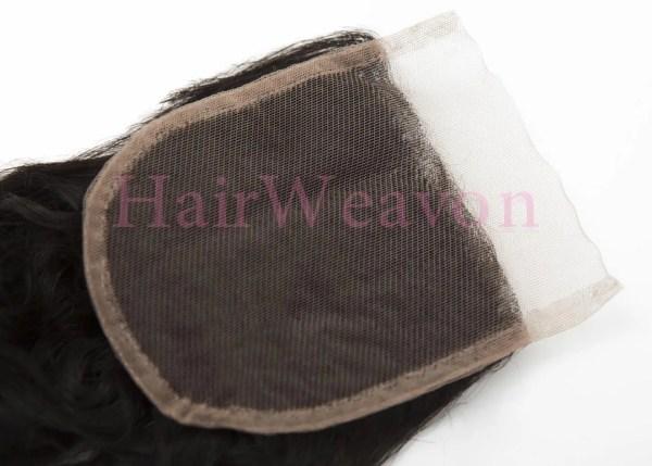 Wavy Lace Closure Piece