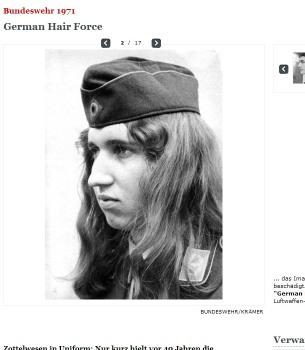 HairWeb De • Militär Frisuren Gestern Und Heute
