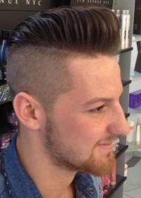 HairWeb De • Frisuren Trend UNDERCUT SIDECUT Für Männer