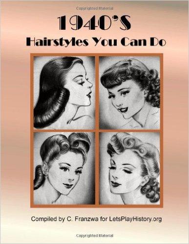 HairWeb De • Mode Der 30er Und 40er Jahre Frisuren Frauen Bubikopf