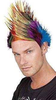 HairWeb De • Extreme Styles Punk Frisuren Skins Frisur
