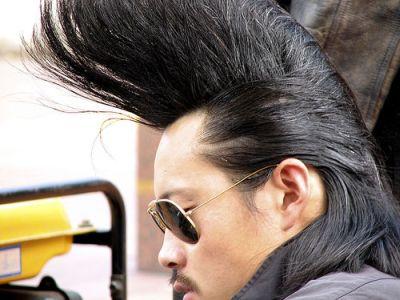 Frisuren Männer Japan Trendige Kurzhaarfrisuren