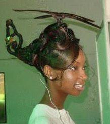 HairWeb De • Die Verrücktesten Frisuren Der Welt Extreme Und