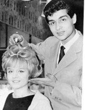 HairWebde  Die Friseure der 60er Jahre  Haarmoden und