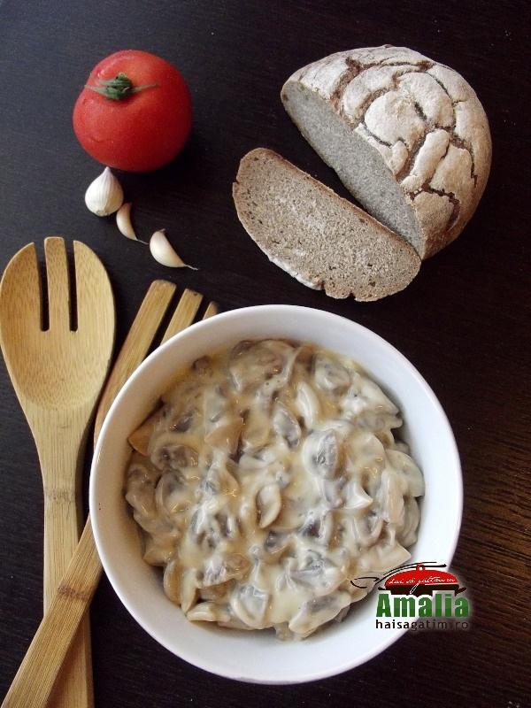 salata de ciuperci cu maioneza 0