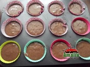 Briose de ciocolata 5