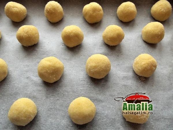 Biscuiti cu portocale 3