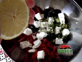 Salata de cus cus cu legume 2