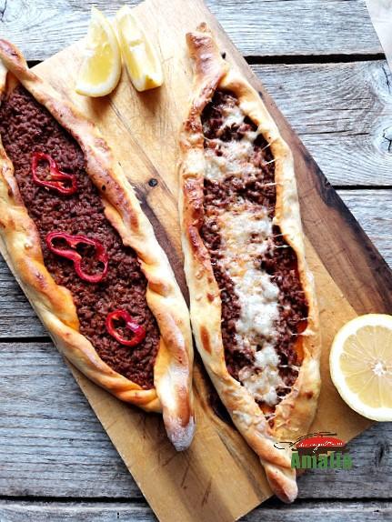 Pide - pizza turcească
