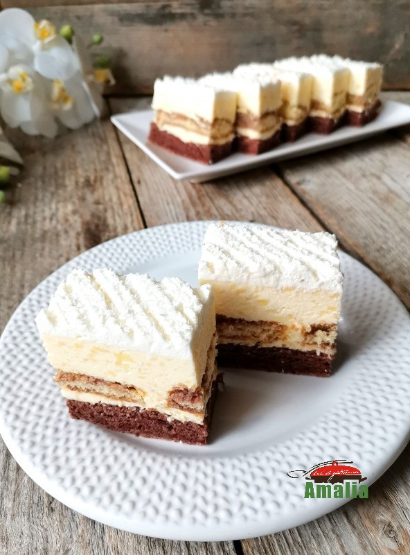 Prăjitura Ombre