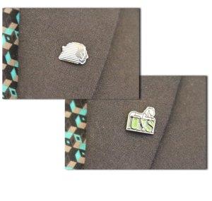 W. Van Coillie & Co pins