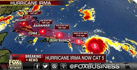 hurricane irma is the