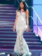 Haïti - Miss Univers 2010 : La couronne échappe à Sarodj Bertin