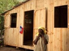 Haïti - Reconstruction : 10,000 maisons, le miracle du volontariat