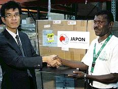 Haïti - Épidémie : Le Japon au côté d'Haïti contre le choléra