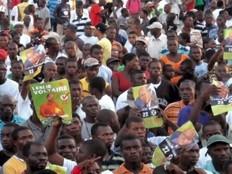 Haïti - Élections : Leslie Voltaire, gros lancement de campagne