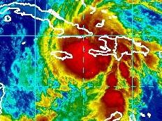 Haïti - ALERTE : L'ouragan Tomas frappe Haïti