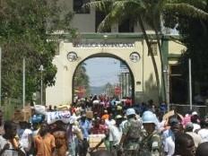 Haïti - Social : Désordre et chaos dans le marché binational de Dajabón