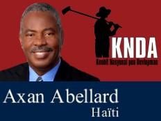 Haïti - Élections : Axan Abellard jette l'éponge