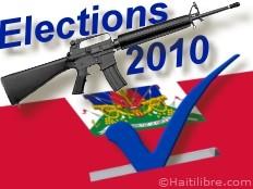 Haïti - Élections : La violence s'ajoute maintenant aux fraudes