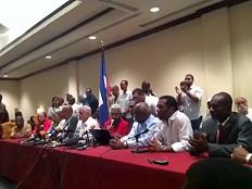 Haïti - Élections : 12 candidats réclament l'annulation des élections