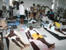 Haïti - Épidémie : 650,000 cas dans les 6 prochains mois !