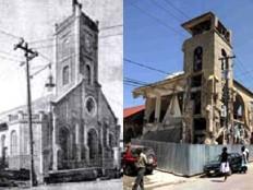 Haïti - Patrimoine : L'église du Sacré-Coeur de Turgeau n'existe plus