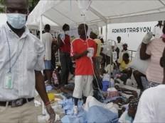 Haïti - Épidémie : Risques d'aggravation du choléra en zone Métropolitaine