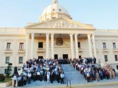 Haïti - 12 janvier 2011 : Hommages dominicain aux victimes du séisme