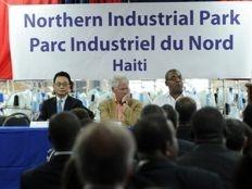 Haïti - Économie : Parc Industriel du Nord, tous les détails