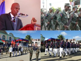 Haiti - Vertières : «A page of history is turned, a new chapter opens» dixit Jovenel Moïse
