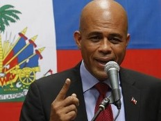 Haiti - FLASH Elections :  It's official, Michel Martelly won the second round