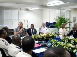 iciHaïti - Sécurité : La PNH à besoin des bailleurs internationaux pour continuer de se développer